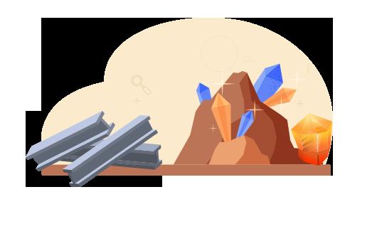 Minerals & Metallurgy