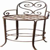 Wrought Iron Stool Manufacturers