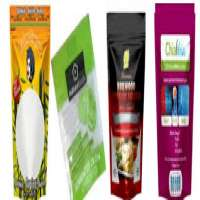 Flexographic Printed Pouches Manufacturers