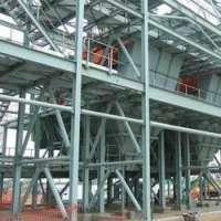 Building Erection Works Manufacturers