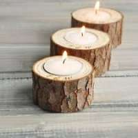 Wooden Candle Holders Manufacturers