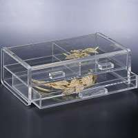 Acrylic Jewelry Boxes Manufacturers
