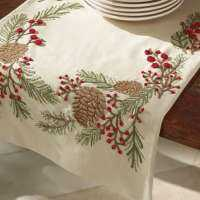 Embroidered Table Runners Manufacturers