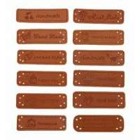 Leather Labels Manufacturers