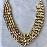 Kundan Necklaces Manufacturers