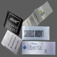Satin Printed Label Importers