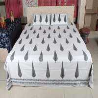 Block Printed Bed Sheet Importers