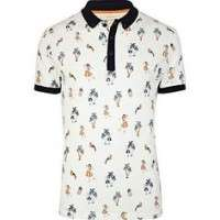 Printed Polo T Shirt Manufacturers