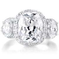 Cushion Cut Diamonds Manufacturers