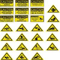 Safety Labels Manufacturers