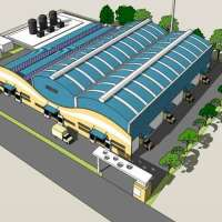 Industrial Architecture Designing Manufacturers