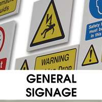 General Signage Manufacturers