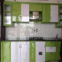 Aluminium Modular Kitchen Manufacturers