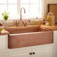 铜厨房水槽 制造商