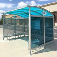 Bus Stop Shelters Manufacturers