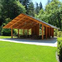 Park Shelters Manufacturers