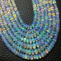 Ethiopian Opal Beads Manufacturers