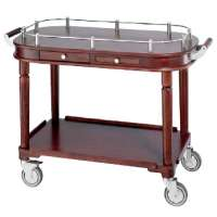 Wooden Service Trolley Manufacturers