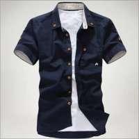 Half Sleeve Mens Shirt Manufacturers