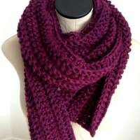 Hand Crocheted Scarves Manufacturers