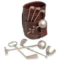 Leather Golf Bar Set Manufacturers