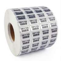 Printed Barcode Label Manufacturers