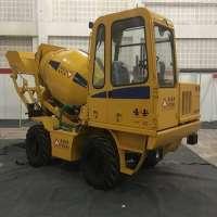 Ajax Fiori concrete Mixer Manufacturers