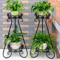 Wrought Iron Flower Stand Manufacturers