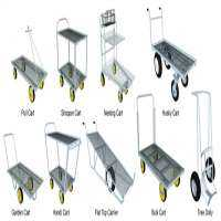 Industrial Carts Manufacturers
