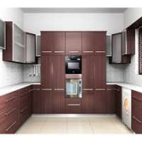PVC Modular Kitchen Manufacturers