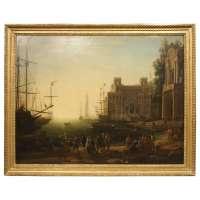 古董油画 制造商