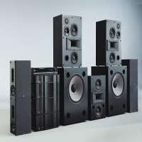JBL Home Theater System Manufacturers
