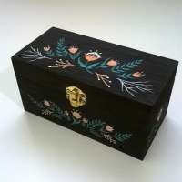 Painted Boxes Manufacturers