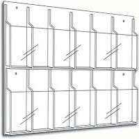 Literature Display Racks Manufacturers