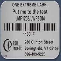 High Temperature Labels Importers