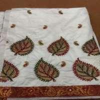 婚礼刺绣纱丽 制造商