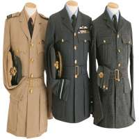 Military Uniform Manufacturers