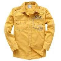 儿童休闲衬衫 制造商
