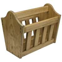 Wood Magazine Rack Manufacturers