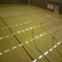 Wooden Sports Flooring Manufacturers