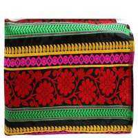 Jacquard Saree Border Manufacturers