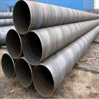 Spiral Welded Steel Pipes Manufacturers