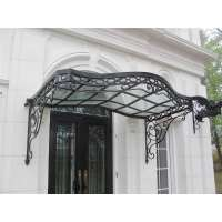Iron Canopy Manufacturers