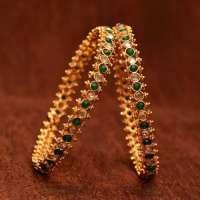 Stone Gold Bangle Manufacturers