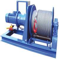 Motorized Winches Manufacturers