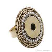 Fashion Bronze Rings Manufacturers