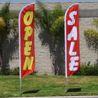 Advertising Flags Manufacturers