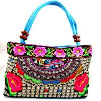 Embroidered Ladies Bags Manufacturers