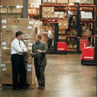 Warehouse Consulting Manufacturers