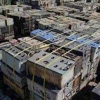 排干的电池废料 制造商
